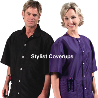 Salon Capes Gowns Coverups And Aprons